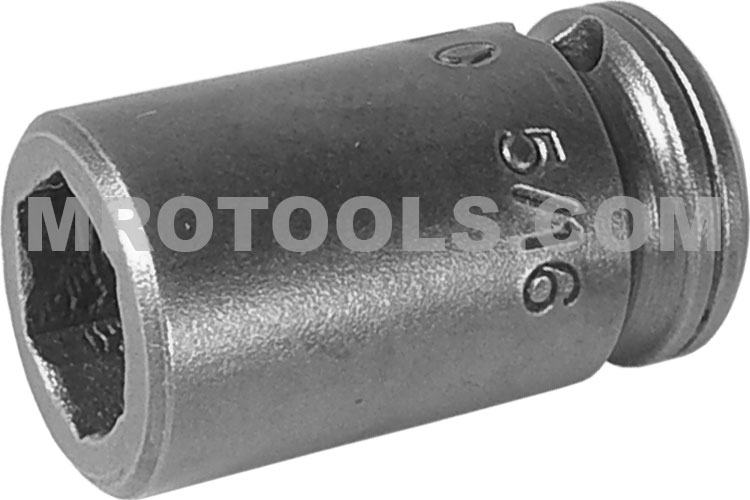 E apex standard socket for sheet metal screw