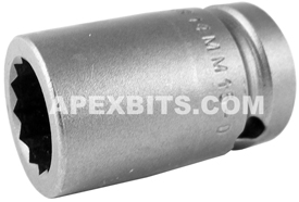 14mm15 d apex 14mm 12 point metric standard socket 12 square 14mm15 d apex 14mm 12 point metric standard socket 12 square drive sciox Choice Image