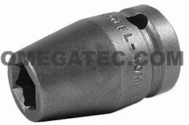 FL-10MM15 Apex 10mm Fast Lead Metric Standard Socket, 1/2'' Square Drive