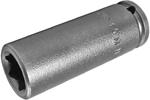 10MM21 Apex 10mm Metric Long Socket, 1/4'' Square Drive