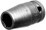 1108 Apex 1/4'' Standard Socket, 1/4'' Square Drive