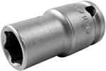 11MM43 Apex 11mm Metric Thin Wall Standard Socket, 3/8'' Square Drive