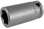 12MM13 Apex 12mm Metric Standard Socket, 3/8'' Square Drive