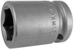 19MM15 Apex 19mm Metric Standard Socket, 1/2'' Square Drive