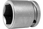 24MM15 Apex 24mm Metric Standard Socket, 1/2'' Square Drive