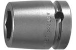 24MM18 Apex 24mm Metric Standard Socket, 1'' Square Drive