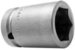 24MM47 Apex 24mm Thin Wall Metric Standard Socket, 3/4'' Square Drive