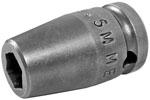 5.5MME1 Apex 5.5mm Metric Standard Socket, 1/4'' Square Drive
