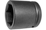5136 Apex 1 1/8'' Standard Socket, 1/2'' Square Drive