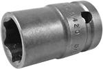 5420 Apex 5/8'' Thin Wall Standard Socket, 1/2'' Square Drive