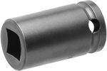 5608-D Apex 1/4'' Standard Socket, For Double Square Nuts, 1/2'' Square Drive