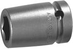 6136 Apex 1 1/8'' Standard Socket, 5/8'' Square Drive