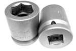 7134 Apex 1 1/16'' Standard Socket, 3/4'' Square Drive