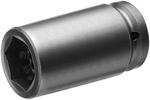 BW-848 Apex 1 1/2'' Budd Wheel Socket, 1'' Square Drive