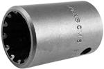 CMS-5422 Apex #22 Standard Spline Socket, 1/2'' Square Drive