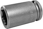 M-15MM13 Apex 15mm Magnetic Metric Standard Socket, 3/8'' Square Drive