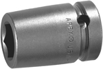 M-18MM15 Apex 18mm Magnetic Metric Standard Socket, 1/2'' Square Drive