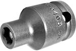 M-3408 Apex 1/4'' Magnetic Thin Wall Standard Socket, 3/8'' Square Drive