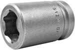 M-5120 Apex 3/4'' Magnetic Standard Socket, 1/2'' Square Drive