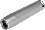 MB-10MM33 Apex 10mm Magnetic Bolt Clearance Metric Extra Long Socket, 3/8'' Square Drive