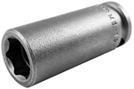 MB-13MM23 Apex 13mm Magnetic Bolt Clearance Metric Long Socket, 3/8'' Square Drive