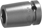 MSH-335 Apex 9/16'' Magnetic Standard Socket, 1/2'' Square Drive