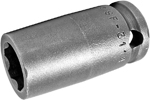 SF-3114 Apex 3/8'' Square Drive Socket, Surface Drive, Standard Length