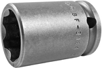 SF-3124 Apex 3/8'' Square Drive Socket, Surface Drive, Standard Length