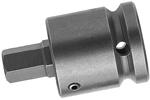 SZ-5-10-17MM 1/2'' Metric Socket Head Bit, Apex Brand