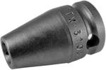 TX-3108 Apex E-8 Torx Socket, For External Screws, 3/8'' Square Drive